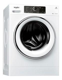 Lavarropas automático Whirlpool Supreme Care WLCF10B blanco 10kg 220V