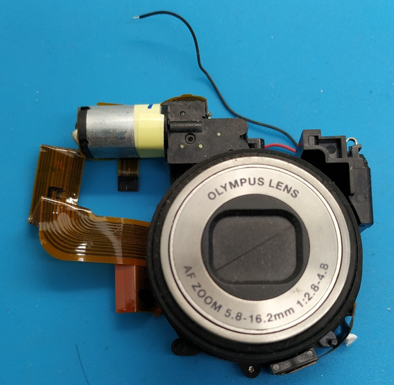 Motor Lente Zoom Câmera Digital Olympus Fe-160 Original
