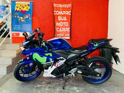 Yamaha Yzr R3 321 Monster