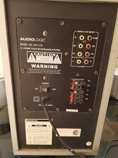 Audiologic Home Theateer Speaker System