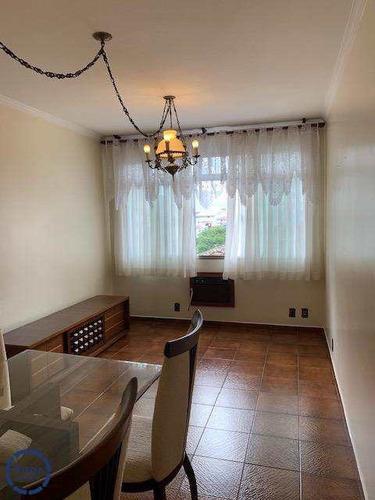 Apartamento Com 2 Dorms, Campo Grande, Santos - R$ 550 Mil, Cod: 10819 - V10819