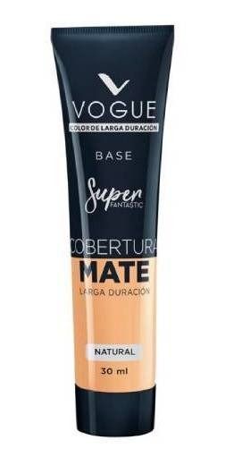 Vogue Base Cobertura Natural 25ml