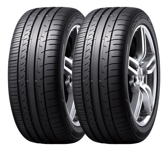 Kit X2 235/45 R17 Dunlop Sp Sport Max050 + Tienda Oficial