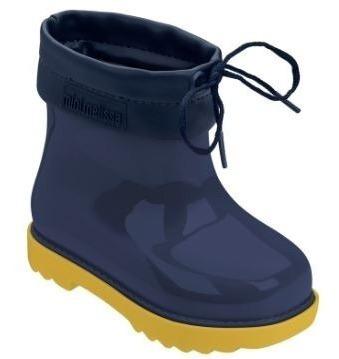 Mini Melissa Rain Boot Bb - Bota