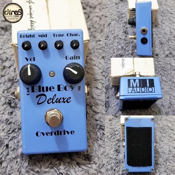 Pedal Mi Audio Blue Boy Deluxe Overdrive Fender Deluxe