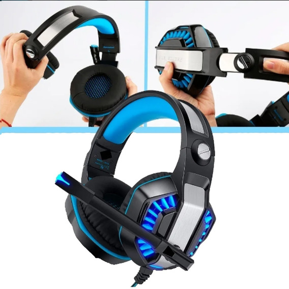 Headset Gamer Para Consoler Pc P4 X-one N-switch Celular P2