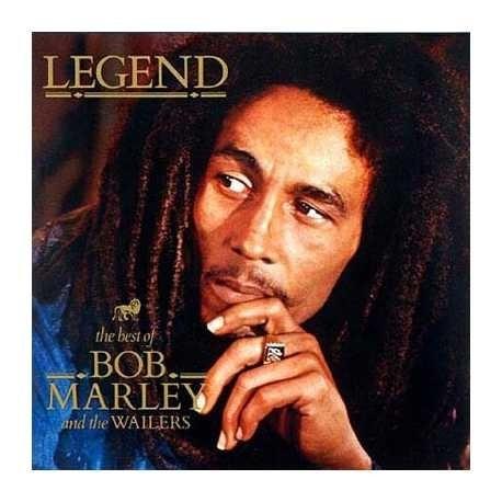 Cd Bob Marley Legend Nuevo Sellado En Stock