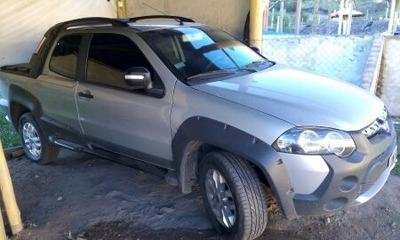 Fiat Strada Adventure Locker Doble Cabina 2013