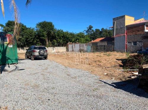 Imagem 1 de 9 de Excelente Terreno À Venda, 686 M² Por R$ 780.000 - Morro Das Pedras - Florianópolis/sc - Te0991
