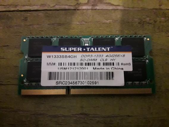 Memoria Ram Ddr3 1333 4gb