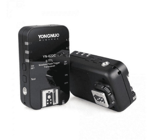 Disparador De Flash Wireless Yn622c