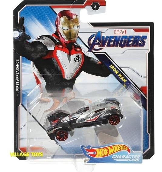 Hot Wheels First Apparance Iron Man Comics Avengers