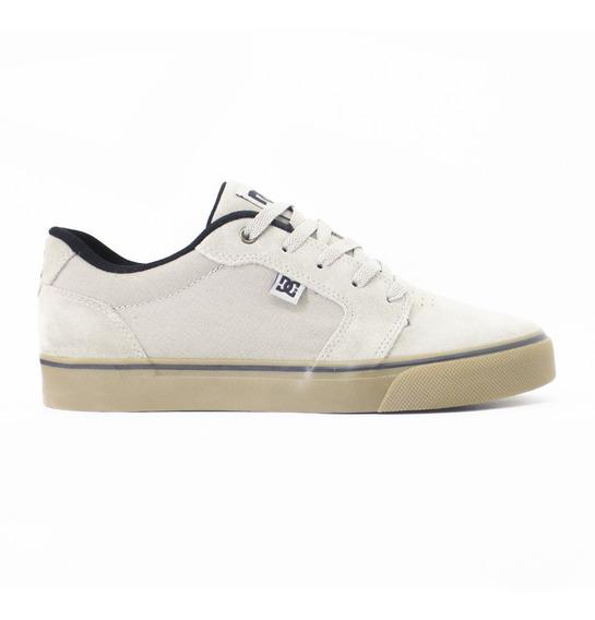 Tênis Masculino Dc Shoes Anvil 2 La Original Frete Gratis