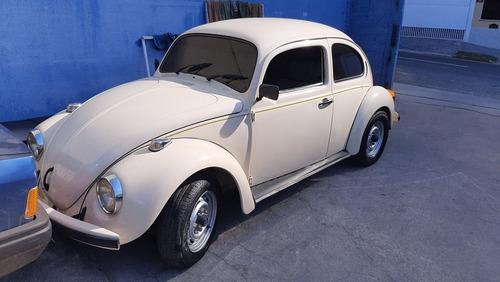 Imagem 1 de 15 de Volkswagen Fusca 1.6 Alcool Itamar