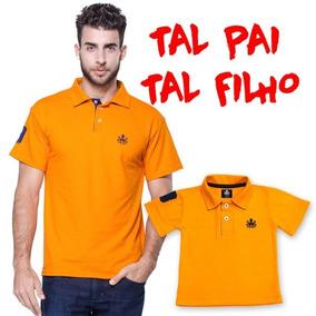 Camiseta Polo Tal Pai Tal Filho