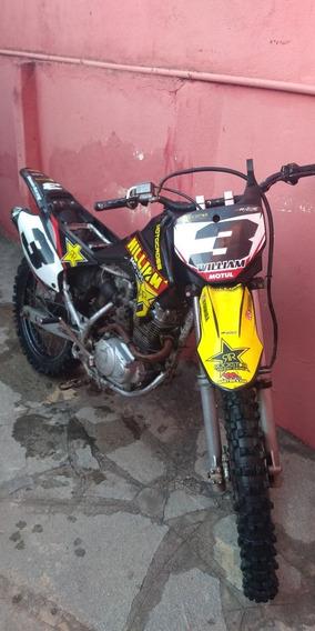 Honda Xr200 Roupa De Crf
