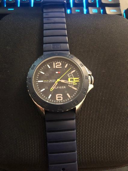 Relógio Masculino Esportivo Tommy Hilfiger Azul