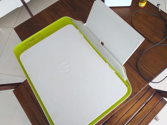 Impressora Hp Multifuncional, Deskjet Scanner 2136