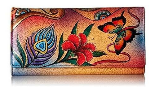 Cartera Con Diseño Multicolor De Anna By Anuschka