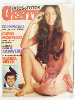 Revista Antiga Fatos E Fotos Gente 781 Agosto 1976