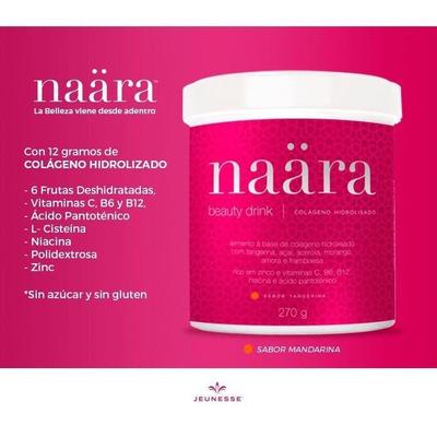 Colágeno Doble Hidrolizado Naara Beauty Drynk
