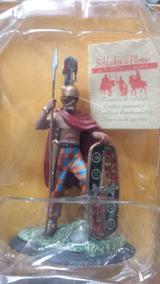 Soldado Celta De Chumbo Roma Antiga