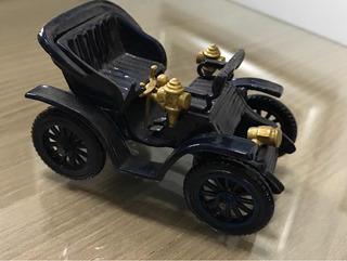 Miniatura Em Ferro Fundido Fiat 1899 - Raro - Colecionador
