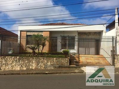Comercial Casa Com 3 Quartos - 4573-v