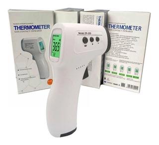 Termômetro Digital Laser Infravermelho Febre Testa Corpo Bzr