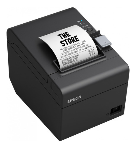 Imagen 1 de 1 de Impresora De Tickets Epson Tm-t20iii Térmica Usb/ethernet