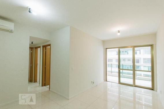 Apartamento No 3º Andar Com 3 Dormitórios E 1 Garagem - Id: 892961754 - 261754
