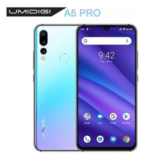 Umidigi A5 Pro + Capa + Película De Vidro + Smartwatch Promo