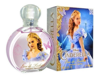 Perfume Disney Cinderella Edt 100 Ml Niña - Original