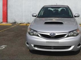 Subaru Impreza Subaru Impresa Wrx