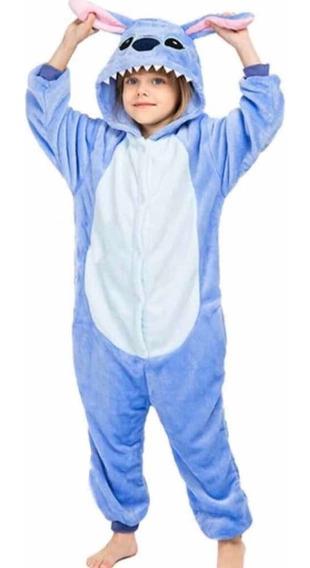 Pijama Stitch Kigurumi Niños