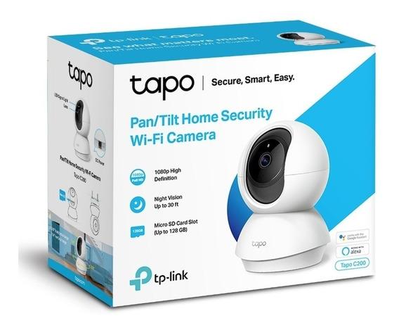 Camara Seguridad Domo Tp Link Tapo C200 Wifi 1080p