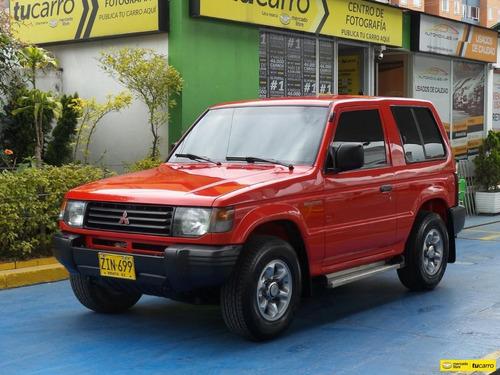 Mitsubishi Montero 2.6 V12