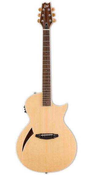 Guitarra Acustica Tipo Tele Esp Ltd Tl6