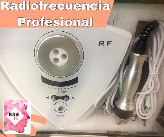 Radiofrecuencia Corporal Facial 2 Cabezales Prof Y Portatil