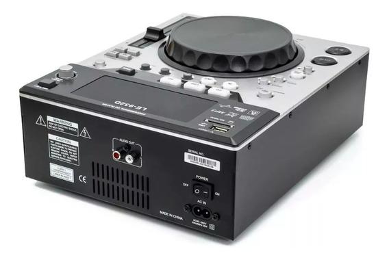 Cdj Profissional Para Dj Lelong Le-932d Disco Mp3 Sd Usb Top
