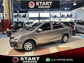 Toyota Etios 1.5 X Sedan 16v Flex 4p Manual 2017/2018