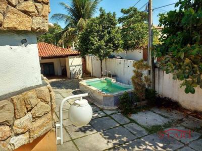 Casa Residencial À Venda, Jardim Excelcior, Cabo Frio. - Ca0025