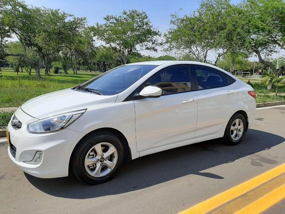 Hyundai I25/ Mod.2016/ 2 Airbag,/ Color Blanco/ Negociable.
