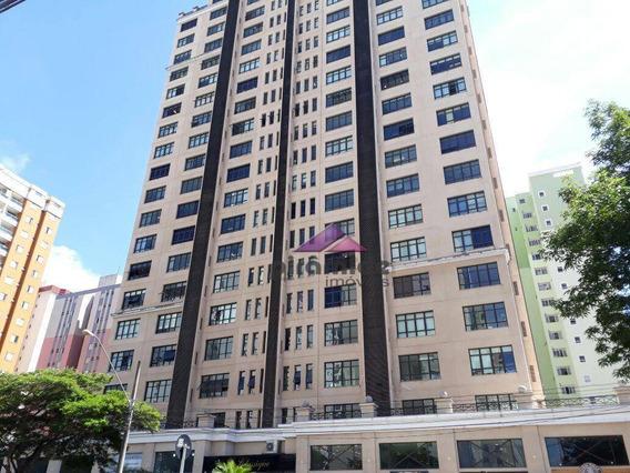 Sala Para Alugar, 54 M² Por R$ 900,00/mês - Jardim Aquarius - São José Dos Campos/sp - Sa0480