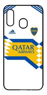 Funda Boca Juniors Samsung A10 A20 A30 A50 A70 M10 Case Tpu