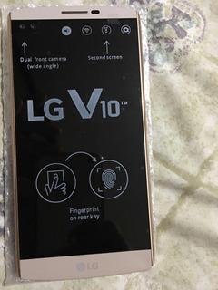 Lg V10 Novo Nunca Usado
