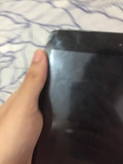iPad Mini 32gb / Detalle En La Pantalla