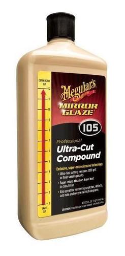 Imagen 1 de 4 de Pulidor M105 Ultra Cut Compound P/meguiars X 945 Ml #1053