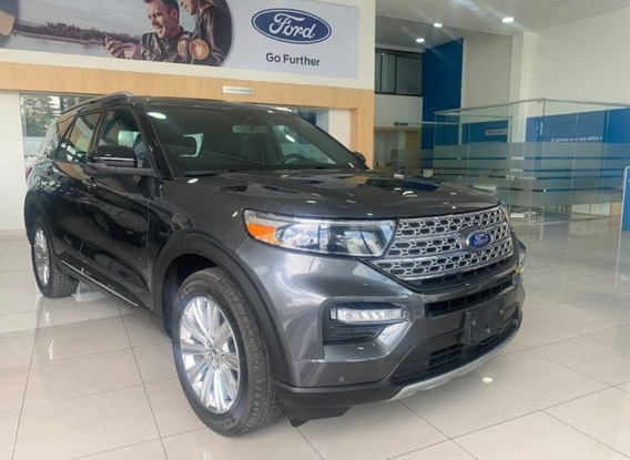 Ford Explorer Limited Ecoboost 2020