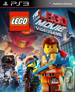 The Lego Movie Pelicula Videogame Ps3